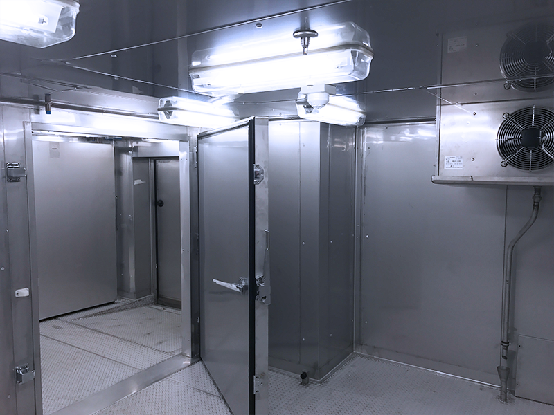 Cold Rooms And Panels Inox Service S R L
